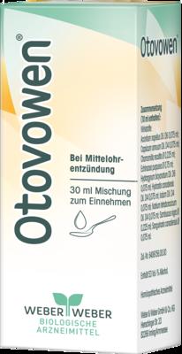 Otovowen Mischung 30 ml