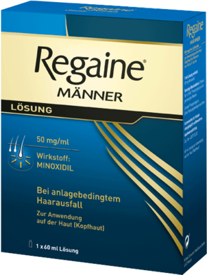 Regaine Männer Lösung 60 ml