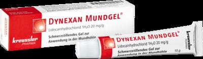 Dynexan Mundgel 10 g