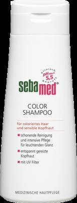 Sebamed Color Shampoo Sensitive 200 ml