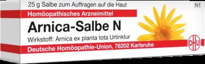 Arnica Salbe N 25 g