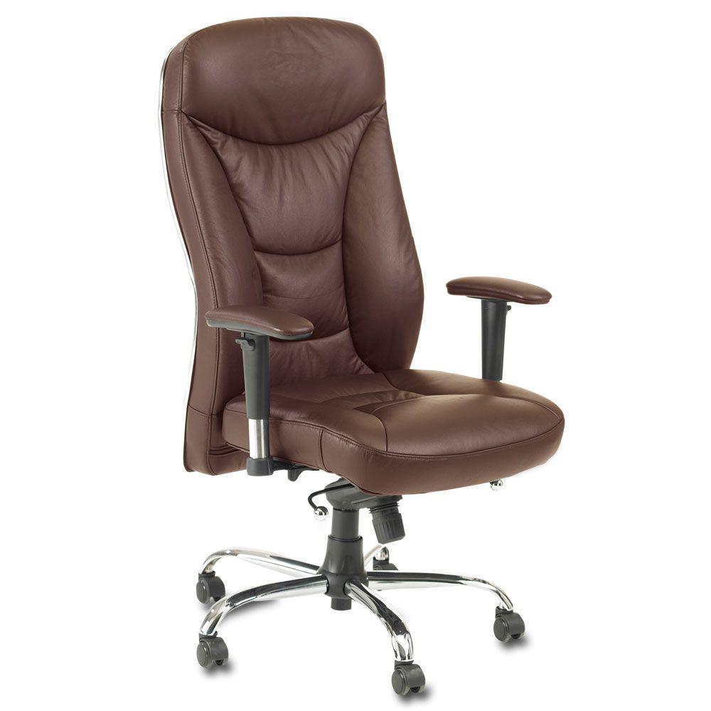 Dieser Drehstuhl bietet alles, was Sie für ein gesundes und bequemes Sitzen benötigen.