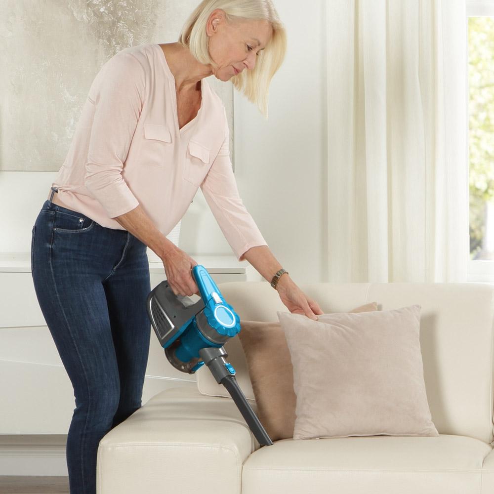 Reinigen Sie auch ganz einfach Ihre Möbel, Matratzen oder Autositze.