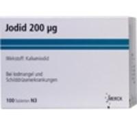 Jodid 200 Tabletten 100 St