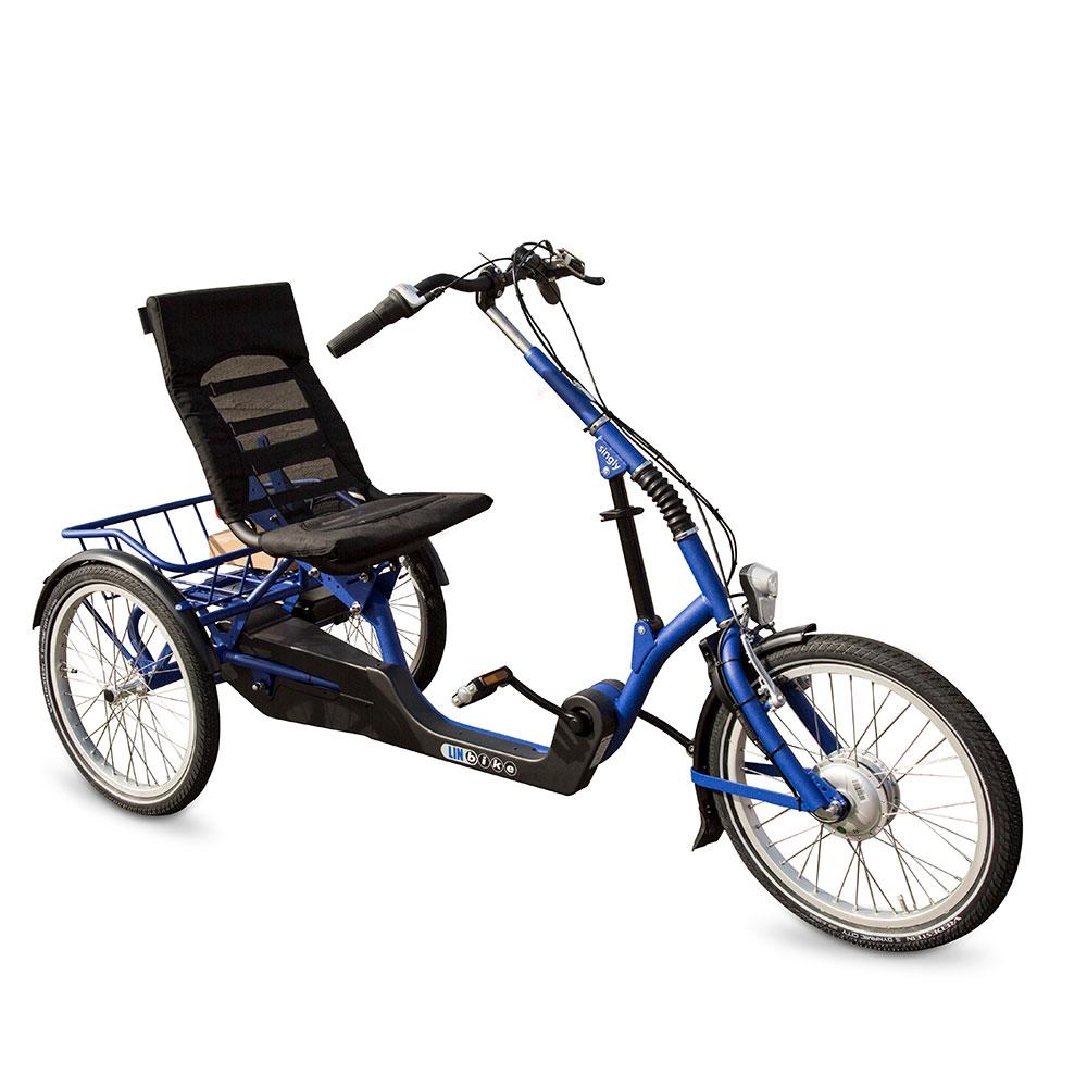 Entdecken auch Sie ganz neuen Fahrkomfort und bestellen Sie Ihr Elektro Sesselrad noch heute!