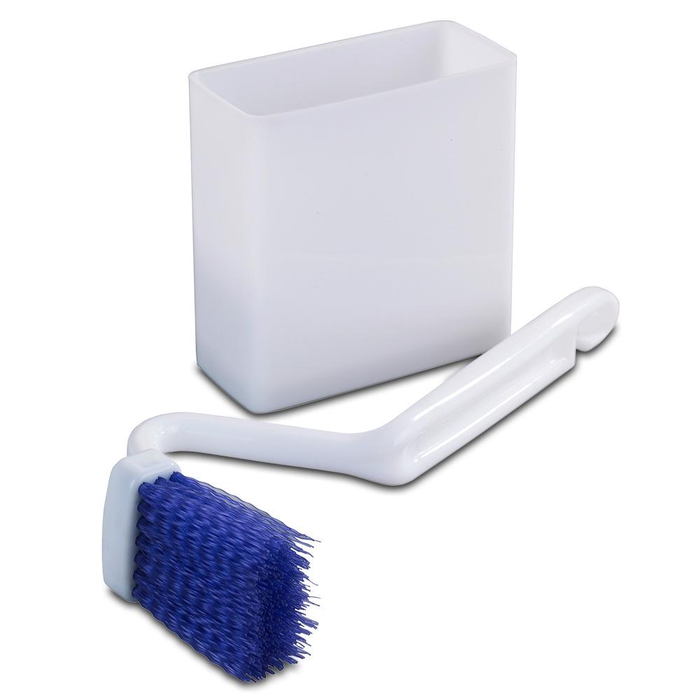 Porentiefe Reinheit auch unter dem Toilettenrand-