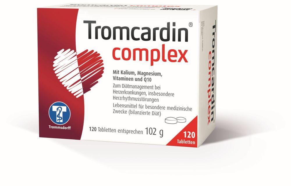 Tromcardin complex 120 St