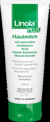 Linola plus Hautmilch 200 ml