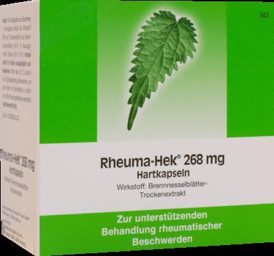 Rheuma HEK 268 mg Hartkapseln 200 St