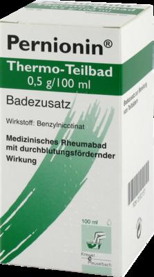 Pernionin Thermo Teilbad 100 ml