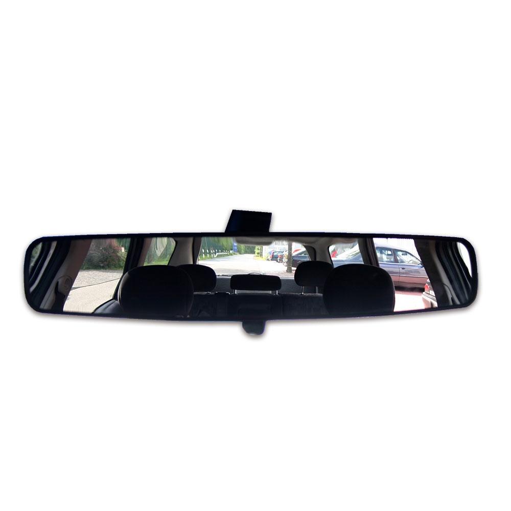 100 Prozent mehr Sicht ohne tote Winkel – mit dem Sicherheitsspiegel »Panorama«.