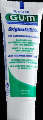 GUM Original White Zahnpasta 75 ml