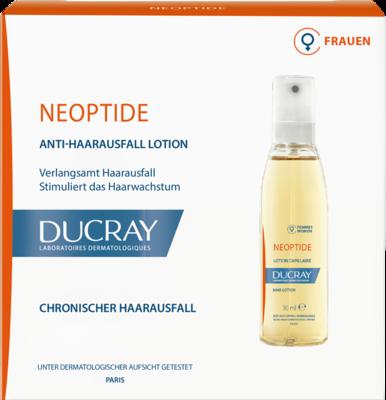 Ducray Neoptide anlagebed.Haarausf.Tinktur 3X30 ml