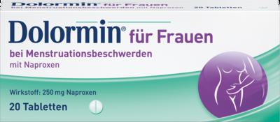 Dolormin für Frauen Tabletten 20 St