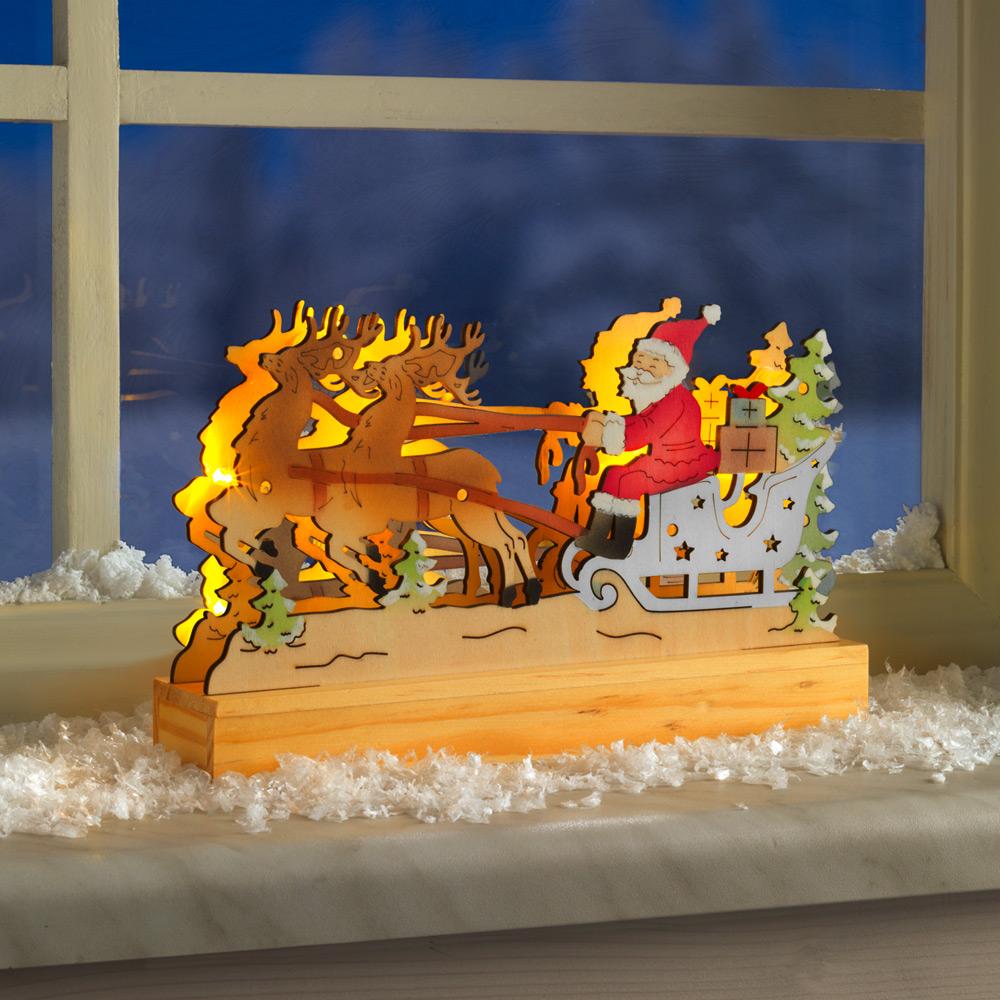 Bringen Sie ein bisschen weihnachtliche Gemütlichkeit in Ihr zu Hause.