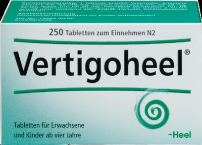 Vertigoheel Tabletten 250 St