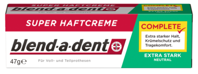Blend A Dent Super Haftcreme Neutral 40 ml