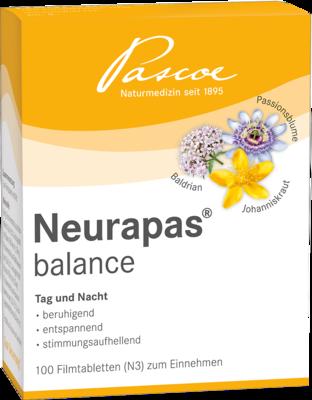 Neurapas Balance Filmtabletten 100 St