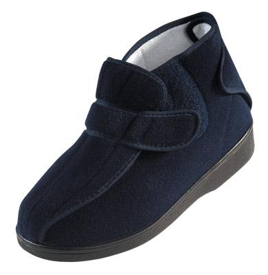Der weiche, flexible Schuh passt sich völlig druckfrei Ihrem Fuß an. Ideal für Diabetiker, geschwollene und verbundene Schuhe.