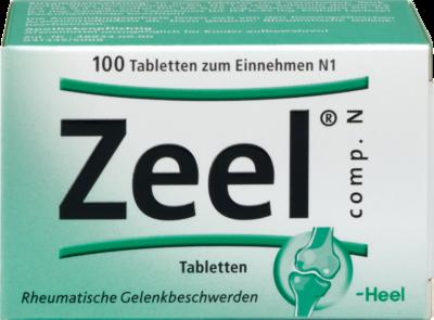 Zeel comp.N Tabletten 100 St