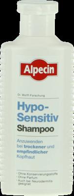 Alpecin Hypo Sensitiv Shampoo b.tr.+empf.Kopfh. 250 ml