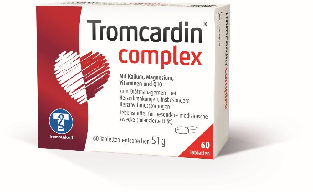 Tromcardin complex Tabletten 60 St