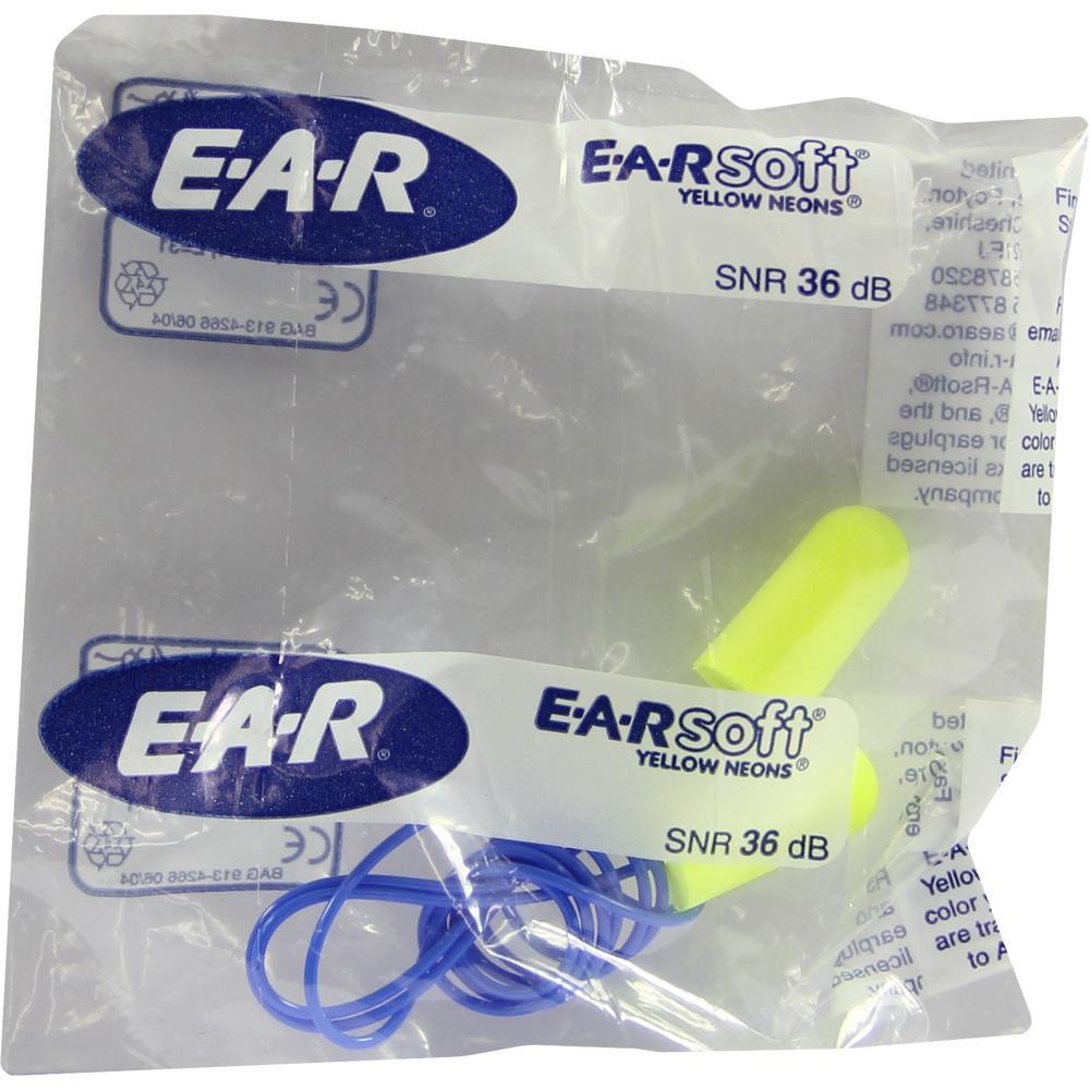 EAR Soft Gehörschutzstöpsel m.Band 2 St