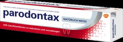 Parodontax natürlich weiß Zahnpasta 75 ml