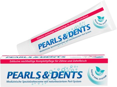 Pearls & Dents Spezialzahncr.m.naturbas.Perlsys. 100 ml