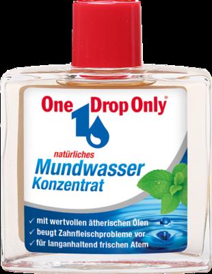 ONE Drop Only natürl.Mundwasser Konzentrat 25 ml