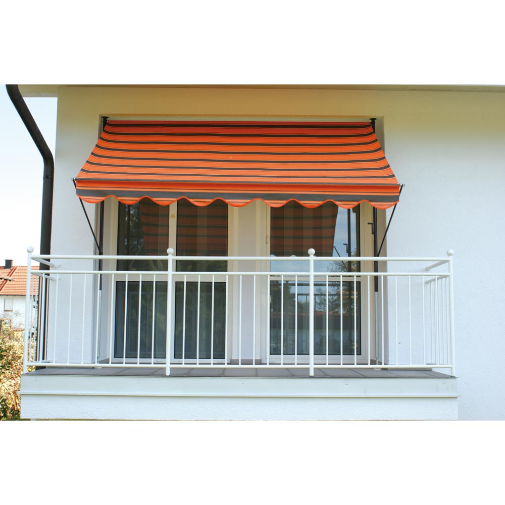 Ausführung Orange/braun