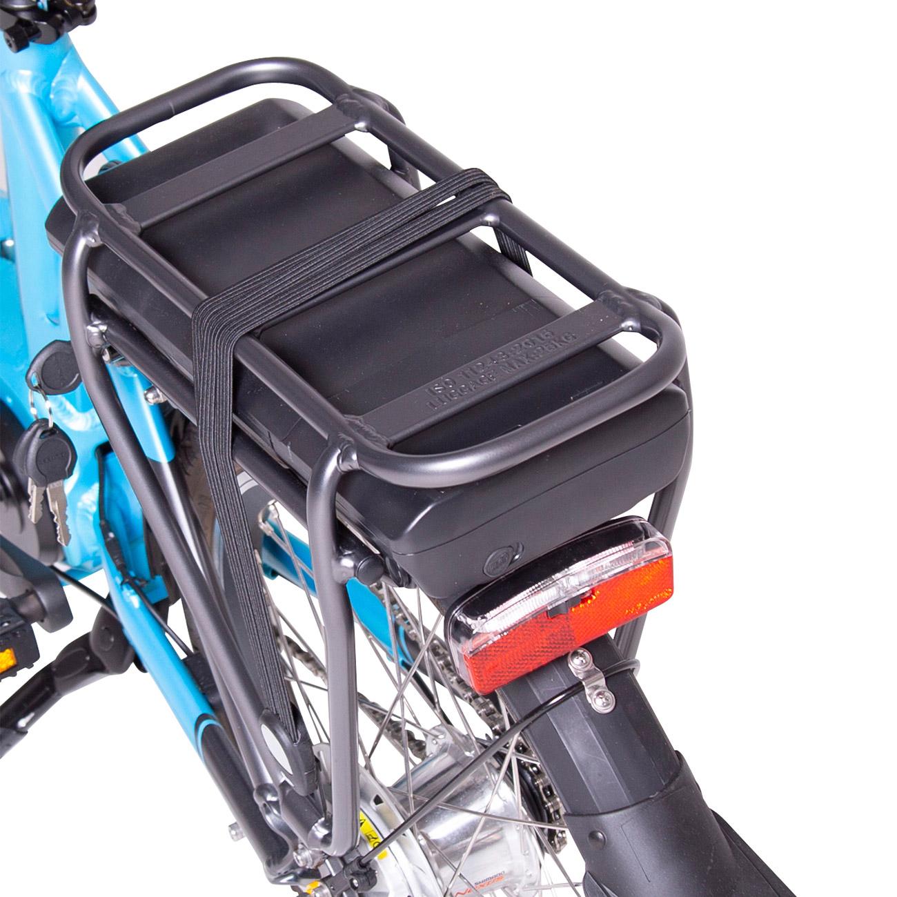 Zusatzakku »Faltrad Komfort«