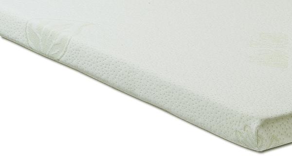 Aloe-Vera-Bezüge für Bestschlaf Auflagen