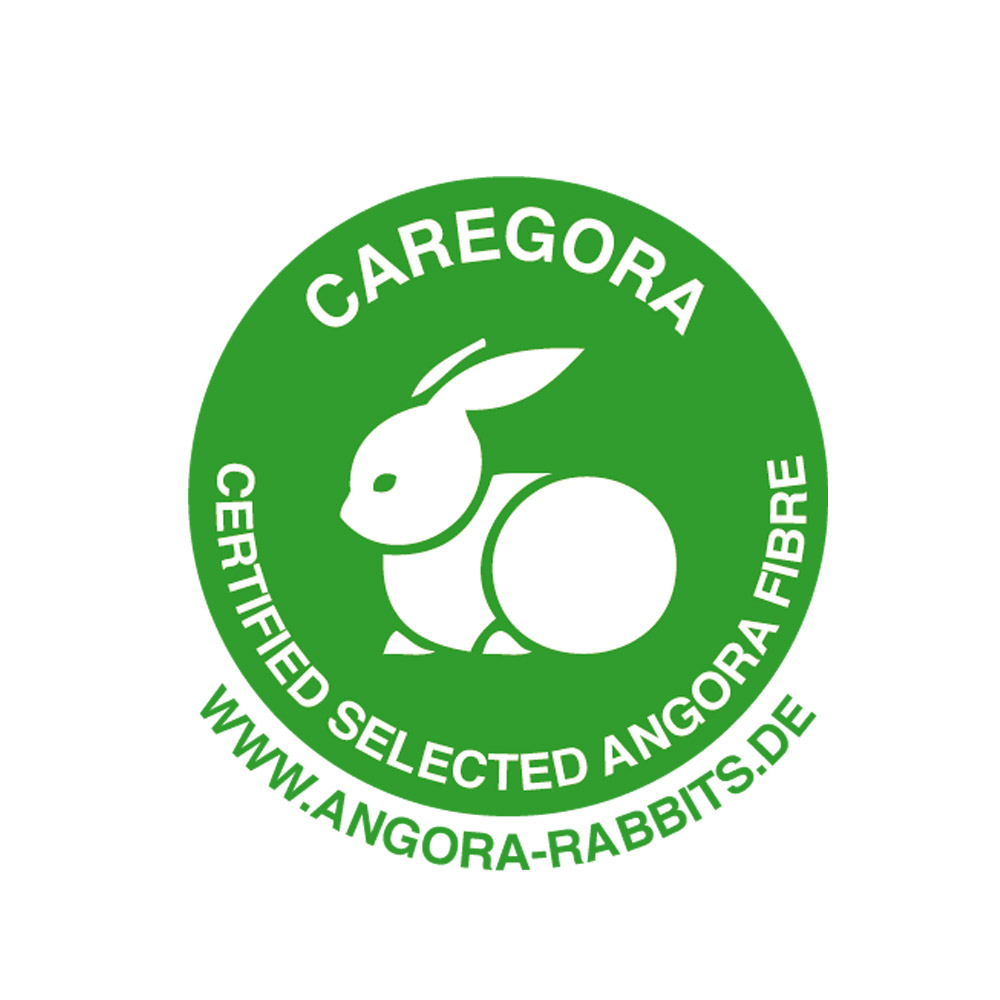 Die erste hochqualitativ ausgesuchte und zertifizierte Angora Faser.