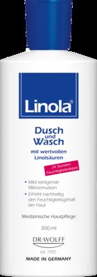 Linola Dusch und Wasch 300 ml