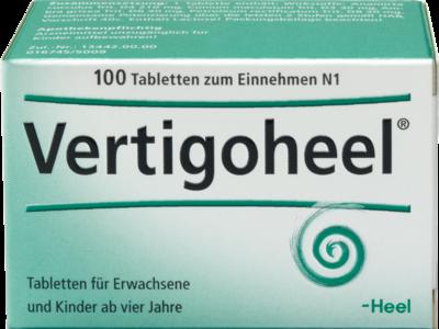 Vertigoheel Tabletten 100 St