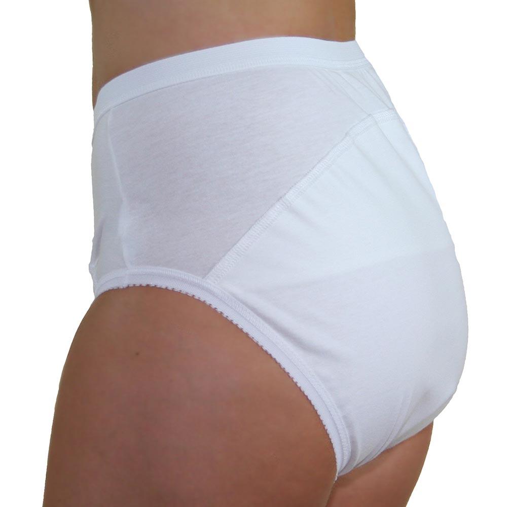 Der Inkontinenz-Slip für Damen und Herren gewährt Sicherheit und diskreten Schutz bei leichter bis mittlerer Inkontinenz.