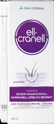 Ell-Cranell 250 Mikrogramm/ml Lsg.z.Anw.a.d.Kopfh. 100 ml